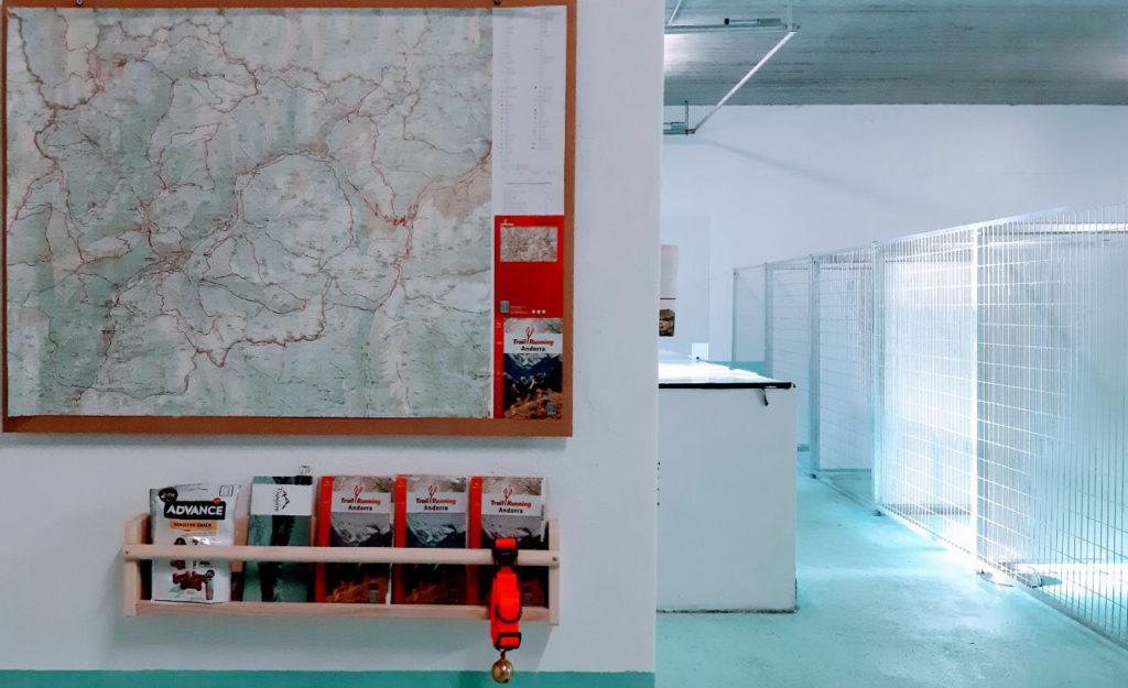 Interior del Centre Caní